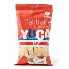 Yucachips zout