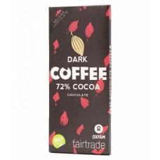 BIO Fondantchocolade met koffie