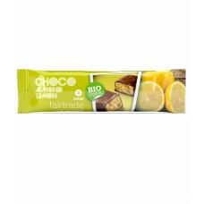 BIO Choco-almond-lemonbar