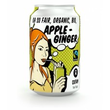 BIO Apple-Ginger - 33 cl