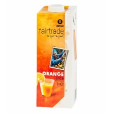 Sinaasappelsap  - 1 l tetra