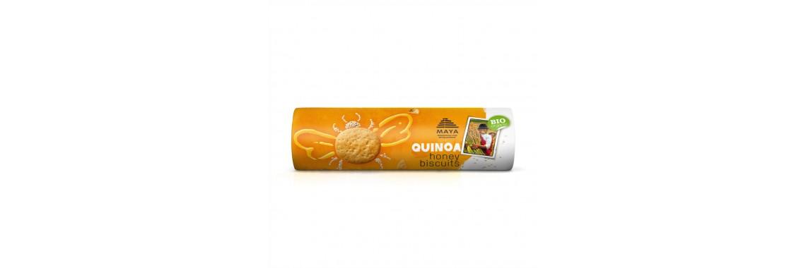 Quinoabiscuits